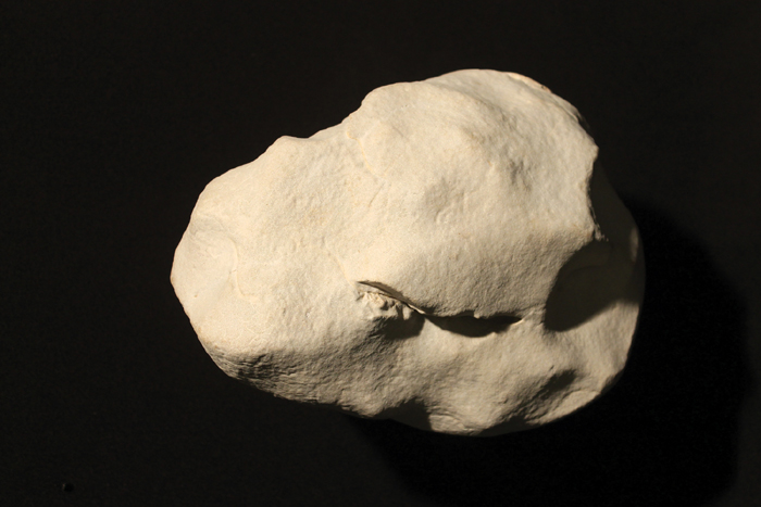 Untitled sculpture, stone